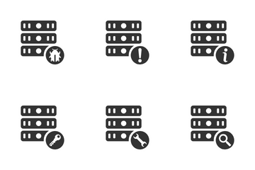 Storage Icon Pack