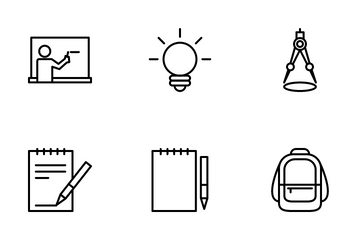 Study Icon Pack