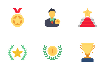 Success Flat Icons  Icon Pack