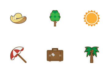 Summer 2 Icon Pack