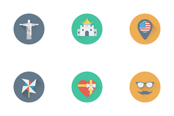 Summer And Holiday 1  Icon Pack