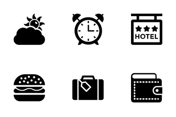 Summer And Travel Vol 3 Icon Pack