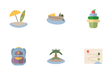 Summer Day Icon Pack