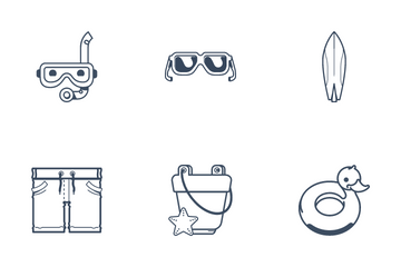 Summer Set Icon Pack