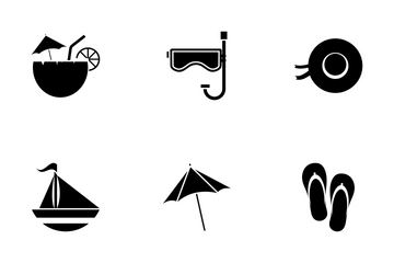 Summer Vol 1 Icon Pack