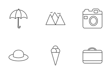 Summer Vol 2 Icon Pack
