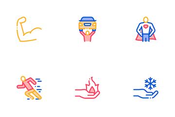 Super Hero Icon Pack