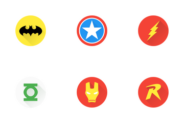 Superhero Icon Pack