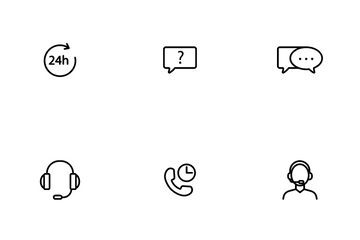 Support Icon Pack