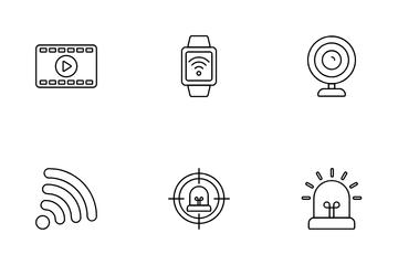 Surveillance Icon Pack