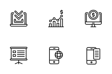Survey Icon Pack