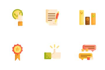 Survey Feedback Icon Pack