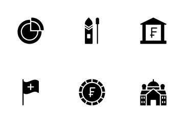 Switzerland Icon Pack