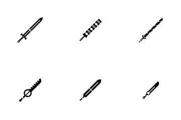 Sword Set 01 Icon Pack