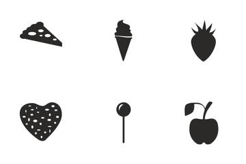 Tasty Food  Icon Pack