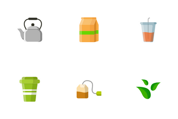 Tea Icon Pack