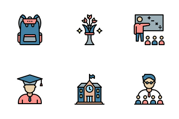 Teachers Day Icon Pack