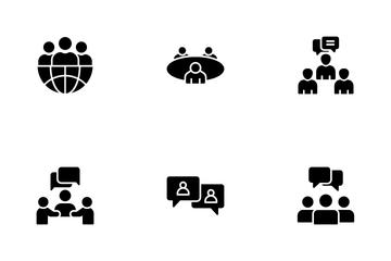 Team Work Icon Pack