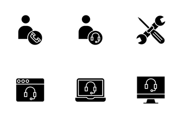Tech Support Icon Pack