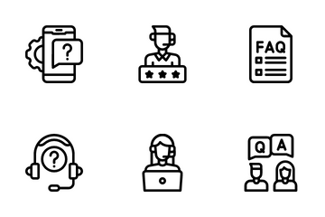 Technical Support Icon Pack