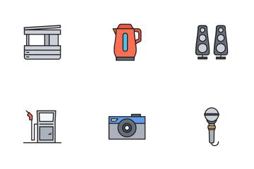 Technique Icon Pack