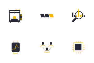 Technological Trends Icon Pack