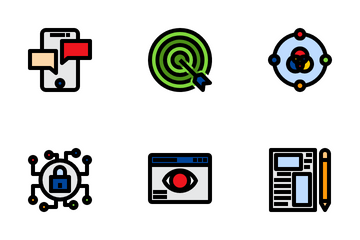 Technology 1 Icon Pack