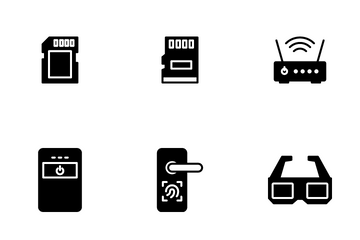 Technology And Device Icon Pack
