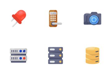 Technology And Devices Icon Pack