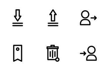 Technology And Multimedia Icon Pack