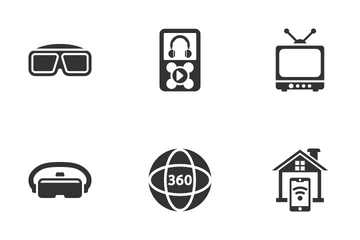 Technology & Device Icon Pack