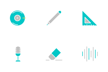 Technology Education Icon Pack