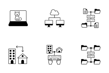 Telecommunction Icon Pack