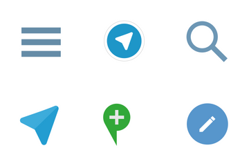Telegram Ui Icon Pack