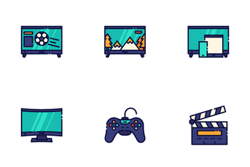 Television Icon Pack