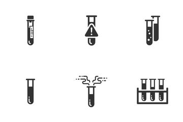 Test Tube Icon Pack