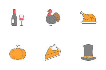 Thanksgiving Icon Pack