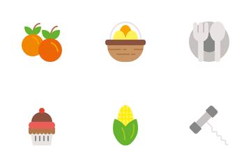 Thanksgiving Celebration Icon Pack