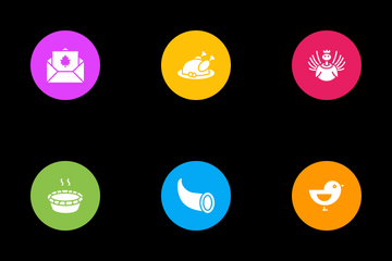 Thanksgiving Day Icon Pack
