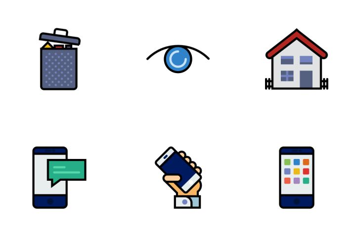 The Essentials 1 - Retro Icon Pack