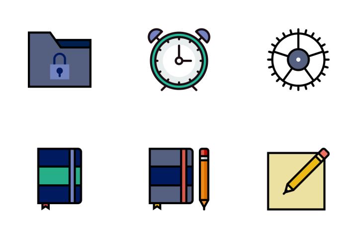 The Essentials 2 - Retro Icon Pack