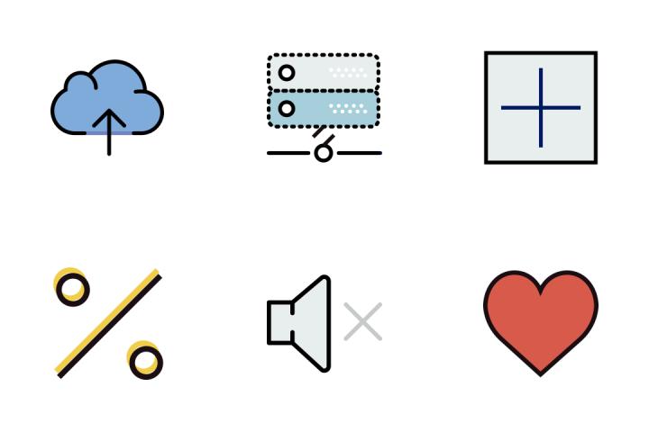 The Essentials 4 - Retro Icon Pack