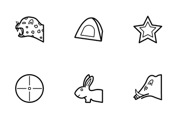 The Hunter Icon Pack