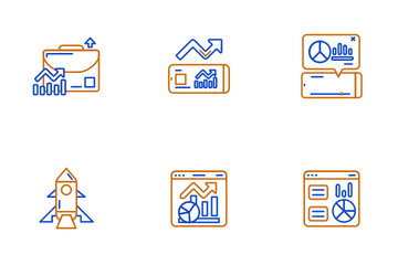 The Stock Market Today Icon Pack