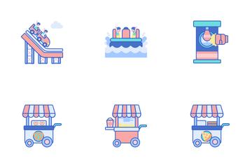 Theme Park Icon Pack