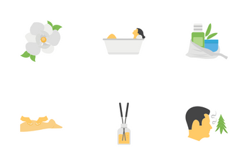 Therapist And Counseling Process Icon Pack