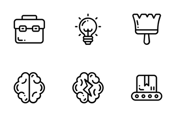 Think Creative Icon Pack