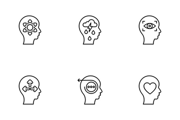 Thinking Process Icon Pack