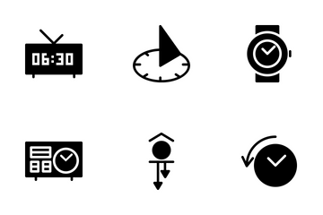 Time Icon Pack
