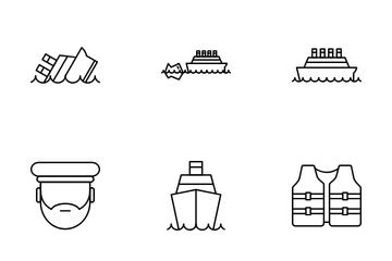 Titanic Icon Pack